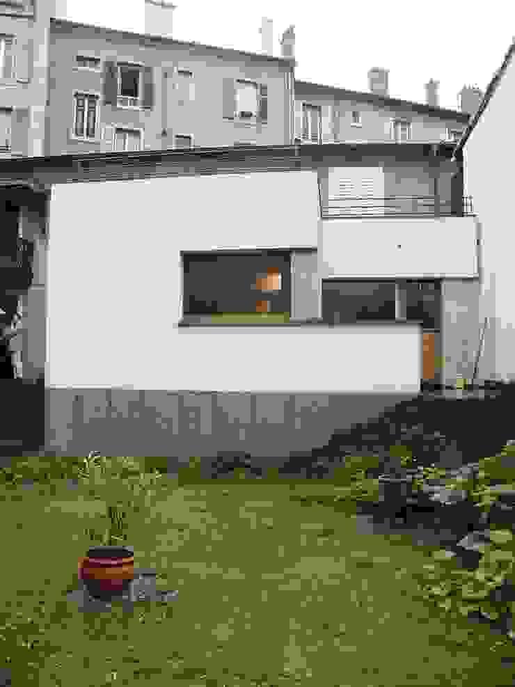 EXTENSION MAISON L par Atelier Presle Moderne