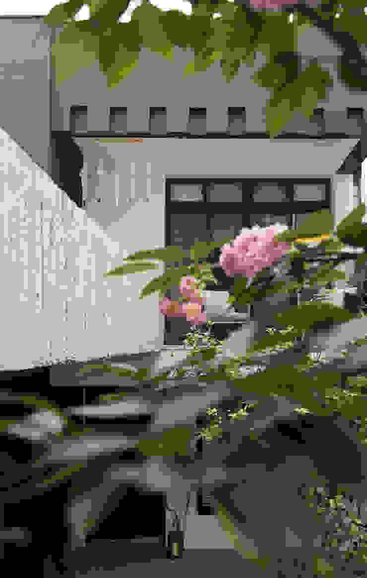 Casas de estilo moderno de 肯星室內設計 Moderno