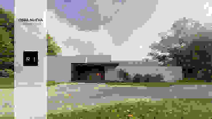 根據 Ri Arquitectos 簡約風 強化水泥