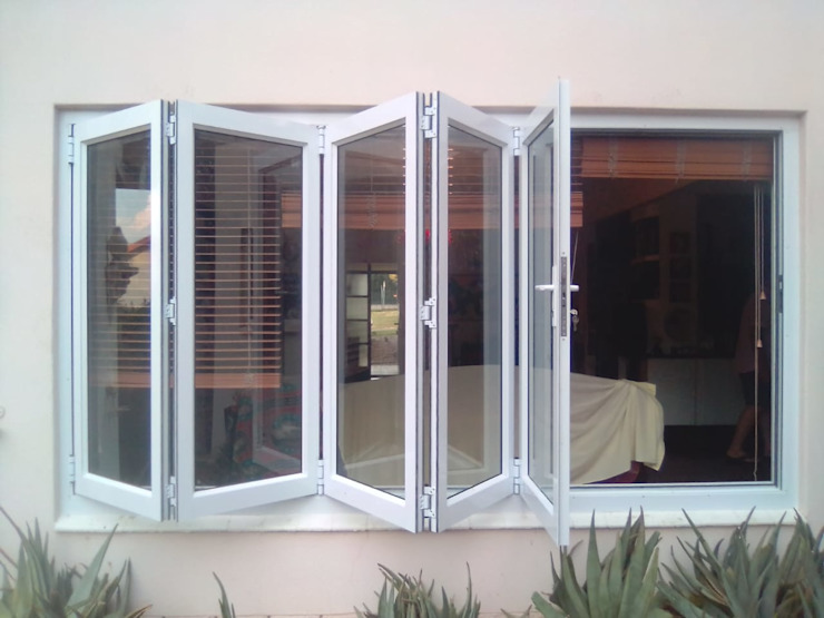 AFTER CONVERTED TO ALUMINIUM by ALUWOOD WINDOWS AND DOORS
