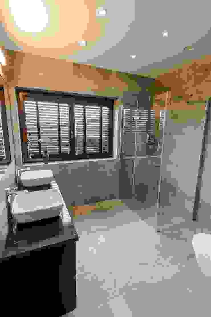 Scandinavian style bathroom by Bargański Pracownia Wnętrz Scandinavian
