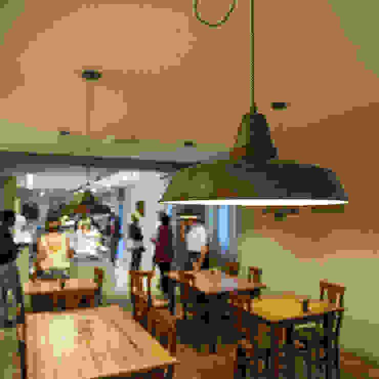 Ristorante Al Gallo - Oderzo Progetti in Luce Bar & Club moderni