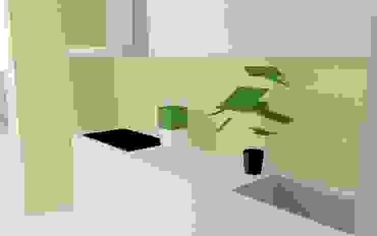 廚房 根據 用IKEA裝潢 鄉村風