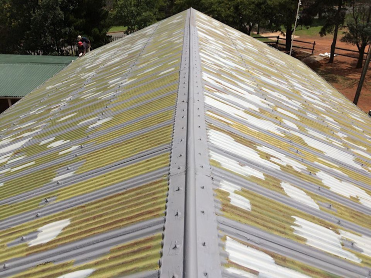 Boys Scouts JHB Corrugated Roof Restoration Speciality Waterproof & Roof