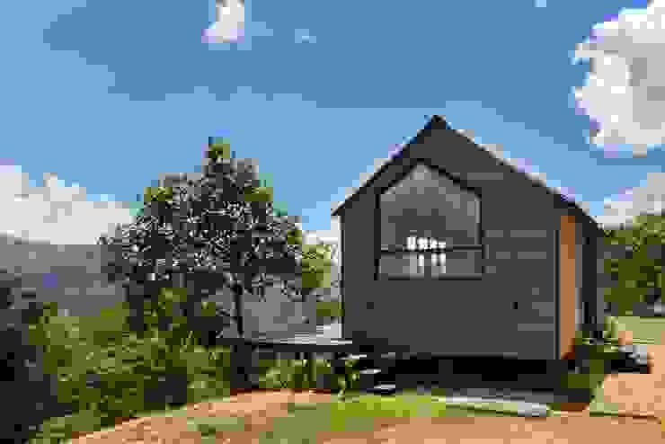 Moderne huizen van @tresarquitectos Modern