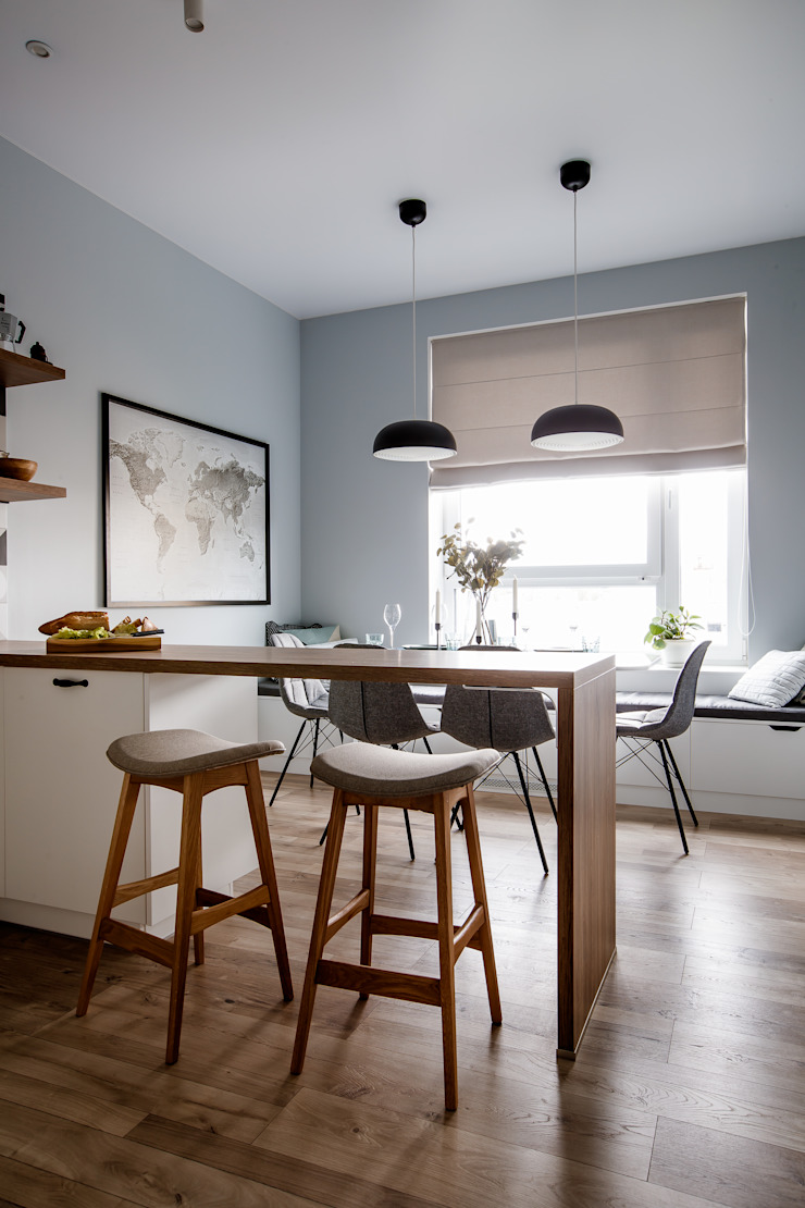 Дизайн Студия 33 廚房
