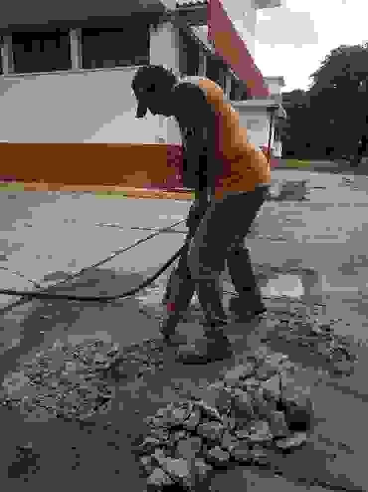 Demolición de Brocal de Grupo VP&F