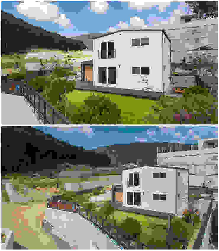 Exterior :: 외관 by 공간제작소(주) 클래식