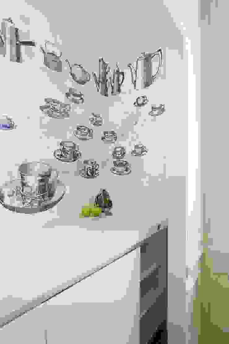 José den Hartog Small kitchens Ceramic Blue