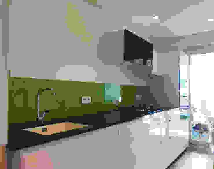 Lionel CERTIER - Architecture d'intérieur Dapur Modern