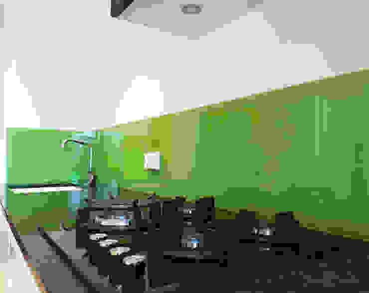 Lionel CERTIER - Architecture d'intérieur Cucina moderna