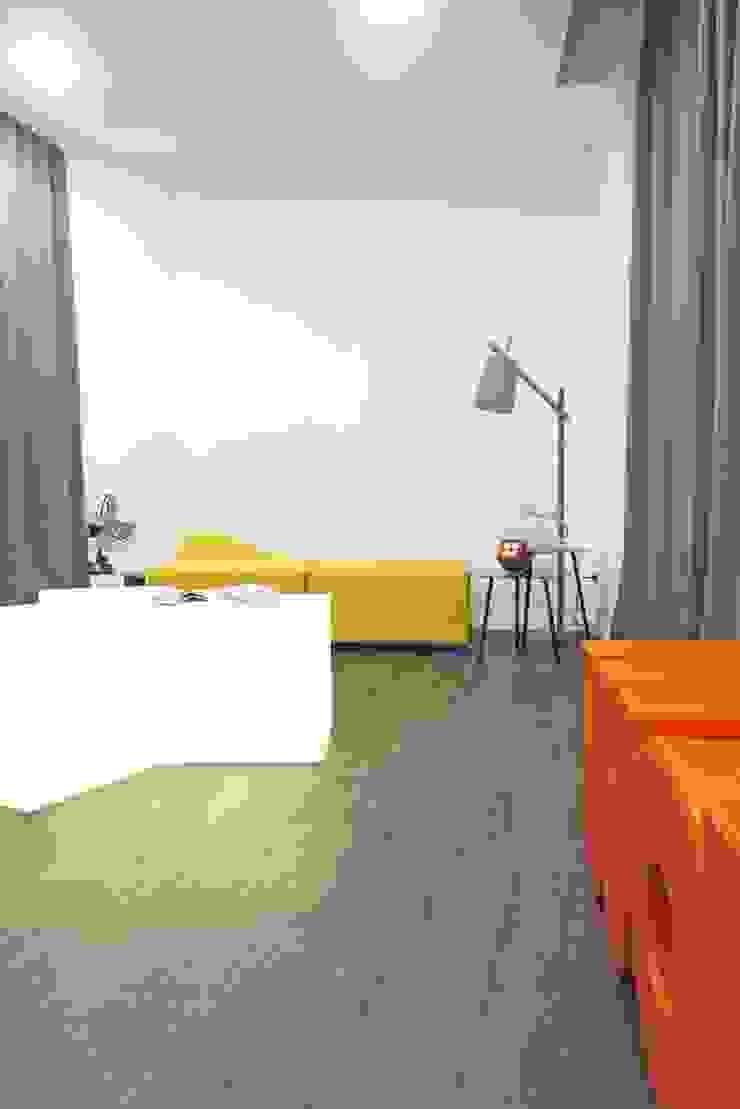 Scorcio sala relax di viemme61 Moderno