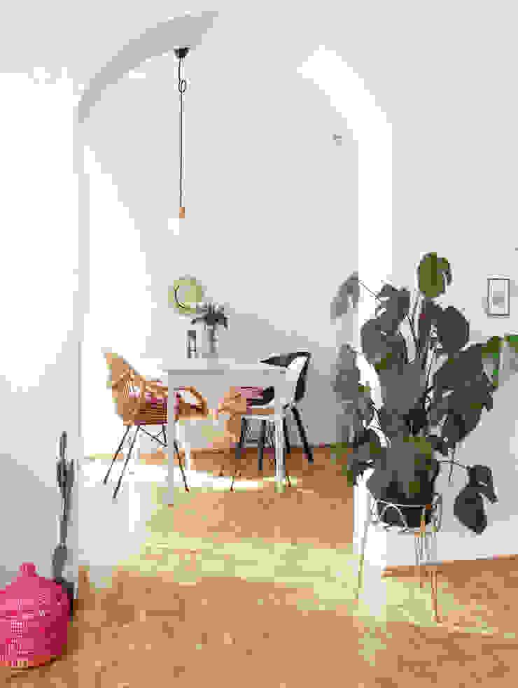 โดย KANOS Design ทรอปิคอล ไม้ Wood effect