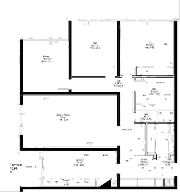 de Lionel CERTIER - Architecture d'intérieur Moderno