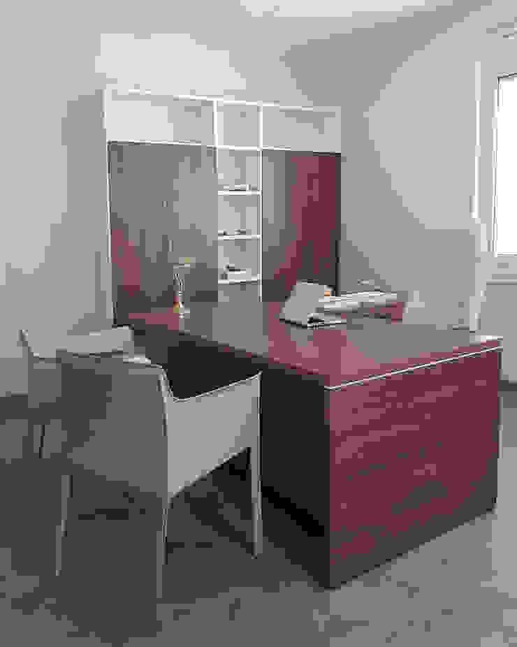 Scorcio ufficio di viemme61 Moderno