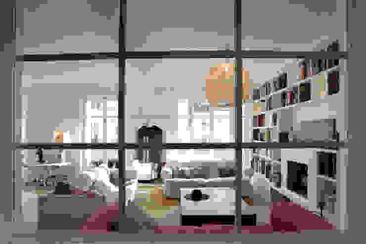 Espace de vie Créateurs d'Interieur Salon original