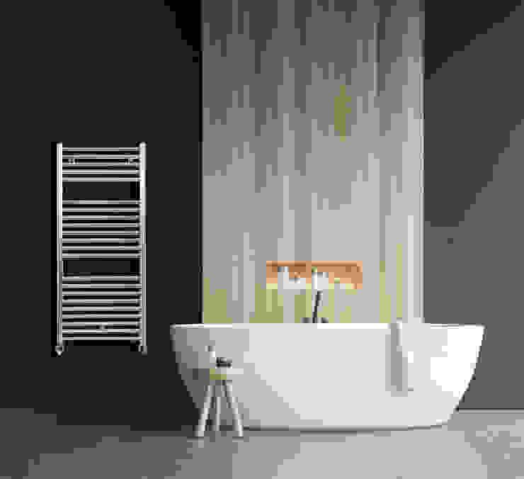 Cube-al Bath Bagno moderno di homify Moderno Alluminio / Zinco