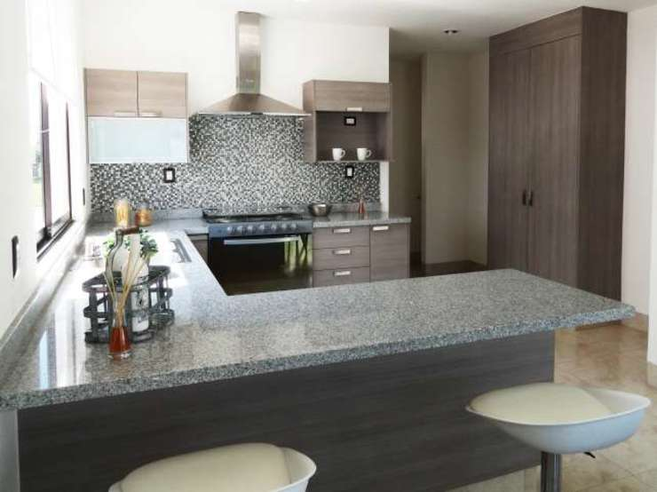 Aertenica MX ห้องครัว