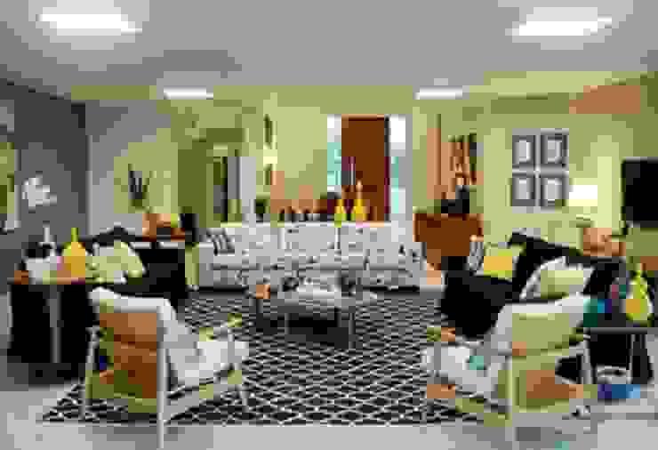 Modern living room by Studio Brandenburg Modern