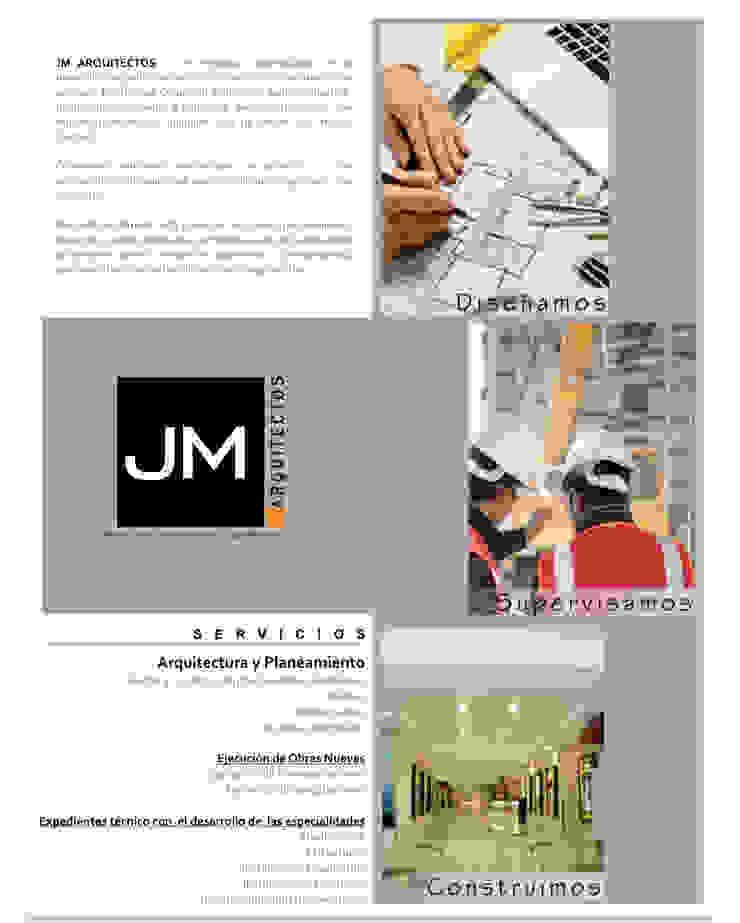BROCHURE JM ARQUITECTOS Anexos de estilo clásico de JM ARQUITECTOS Clásico