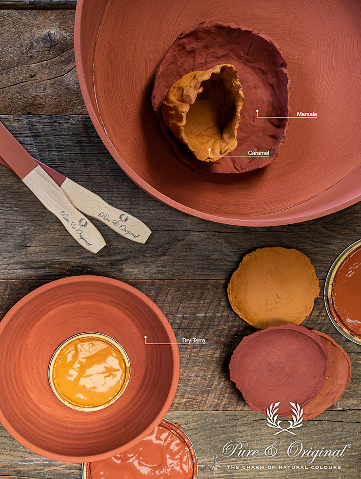 country  by Pure & Original, Country Pottery