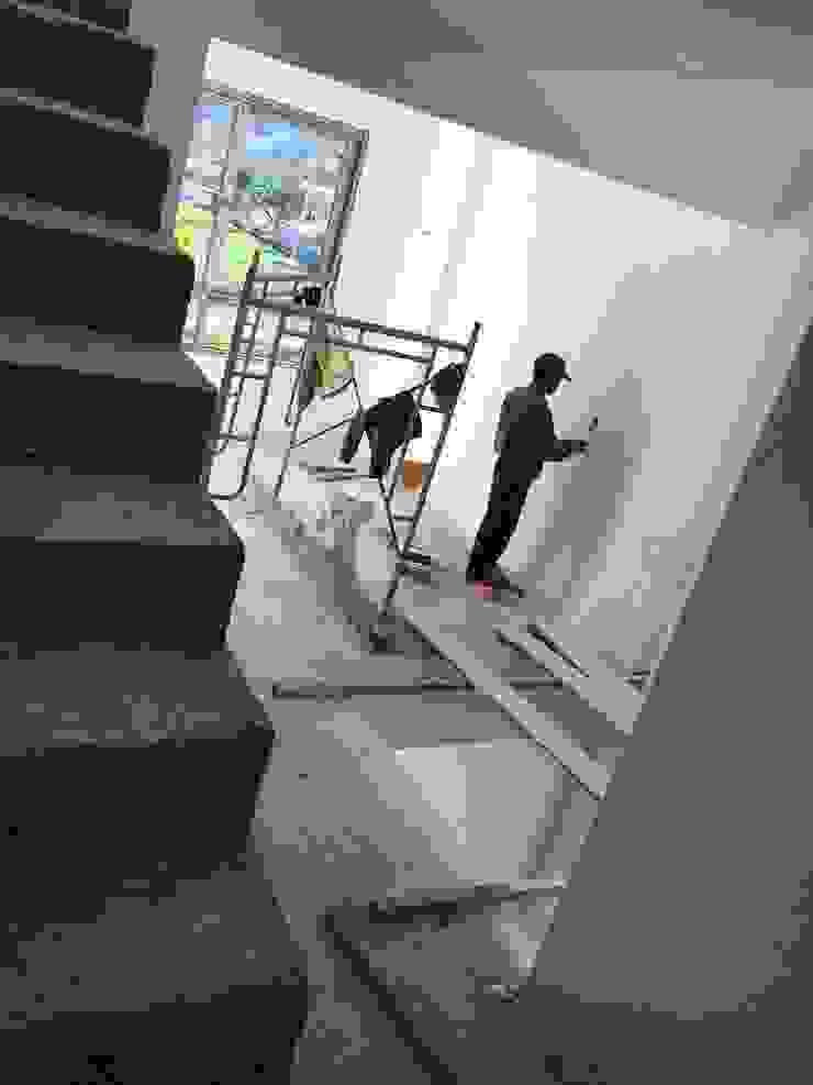 Thiết kế kiến trúc nội thất và thi công xây dựng nhà phố Mỹ Gia Nha Trang bởi Công ty AT Architects