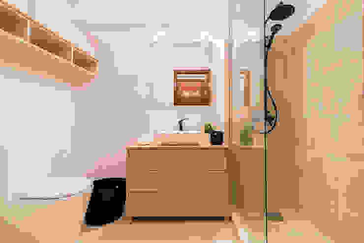Casa de banho remodelada por Rima Design