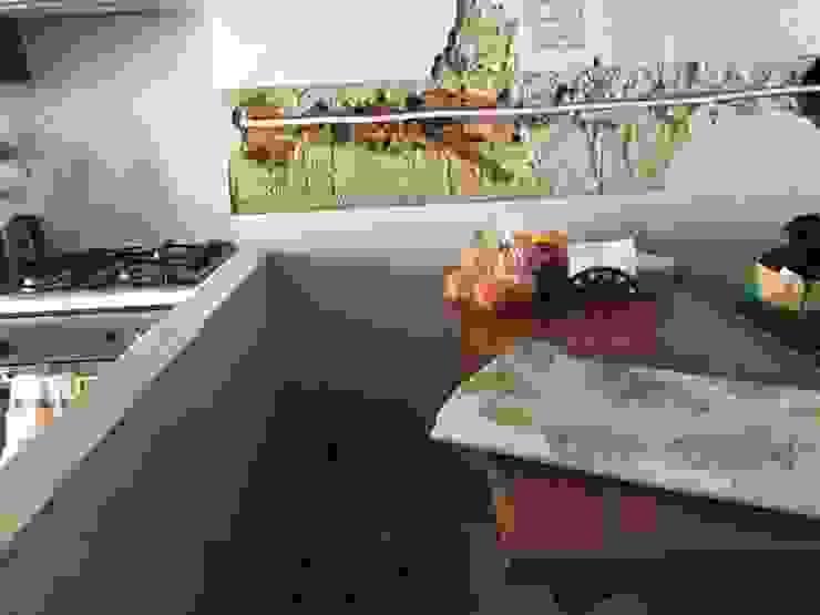 Antes - Remodelação Cozinha por Rima Design