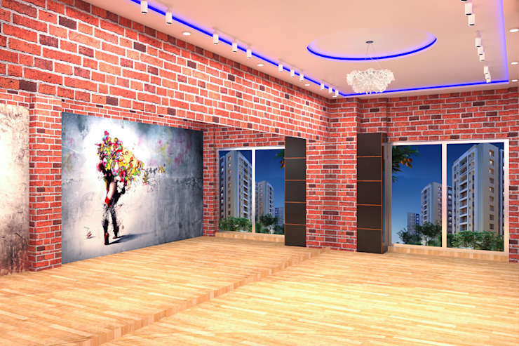 Dance Studio Interior Design Ideas