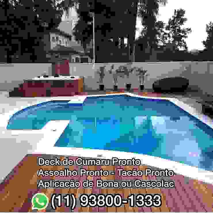 solideck com. mad. e servicos eirelli Classic style pool