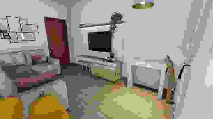 Igor Cunha Arquitetura Living room