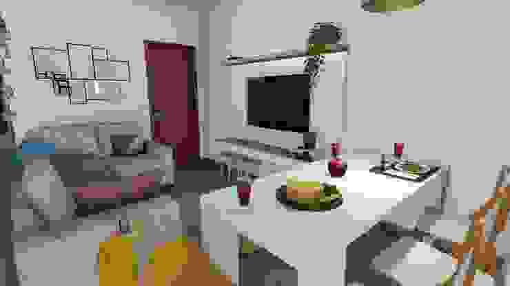 Igor Cunha Arquitetura Modern dining room