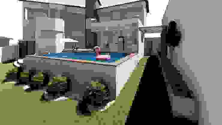 Igor Cunha Arquitetura Pool