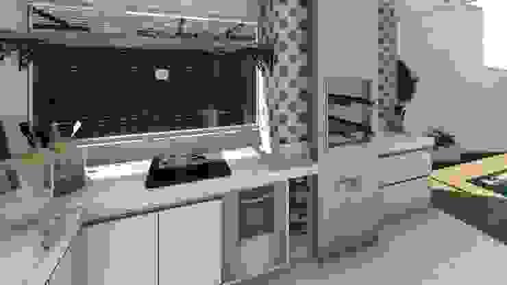 Igor Cunha Arquitetura Kitchen