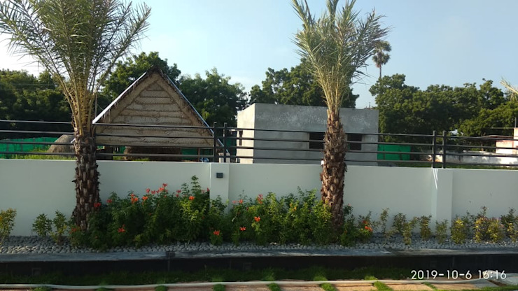 classic  by Growscape Landscape Architect, Classic Concrete