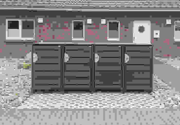 HALA GmbH Garages & sheds