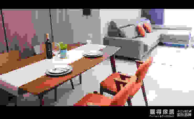 訂製沙發客人實拍(三): 斯堪的納維亞  by 麗得傢俱訂製沙發櫥櫃家具, 北歐風 木頭 Wood effect