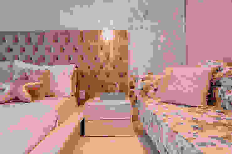 ISADORA MARTEL interiores Chambre d'enfant moderne Blanc