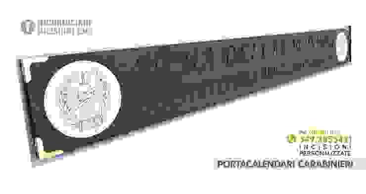 PORTA CALENDARI CARABINIERI ARTIFICIERI ANTISABOTAGGIO di INCORNICIARE Mediterraneo Legno Effetto legno
