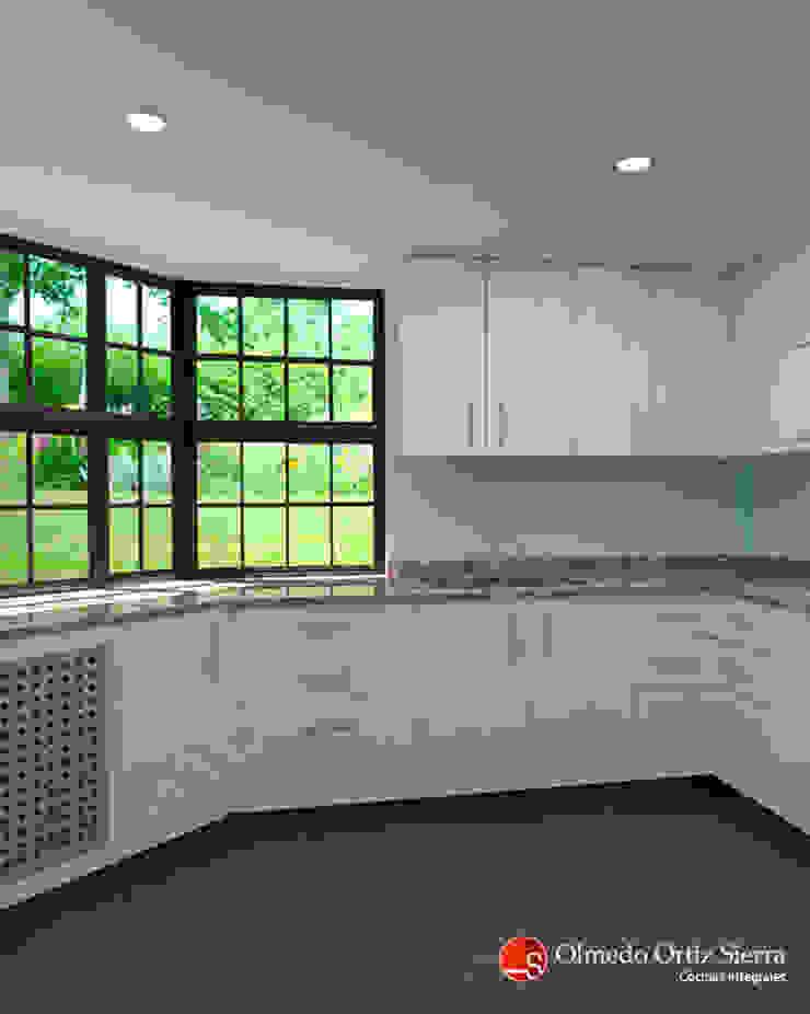 Diseño Moderno De Cocina Integral Cocinas Integrales Olmedo Ortiz Sierra