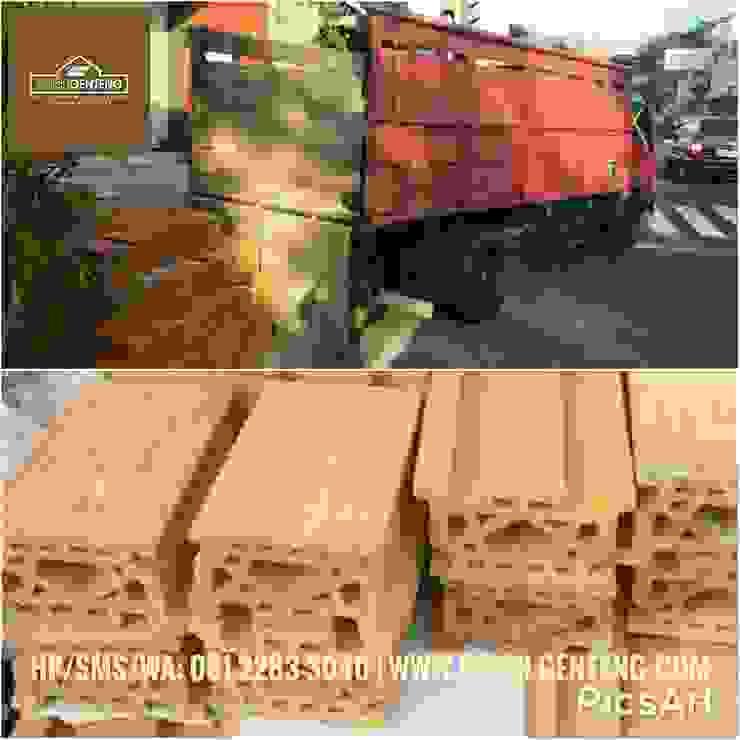 Dak Keraton Ceiling Brick – HP/WA: 08122833040 – Omah Genteng Oleh Omah Genteng Rustic Batu Bata