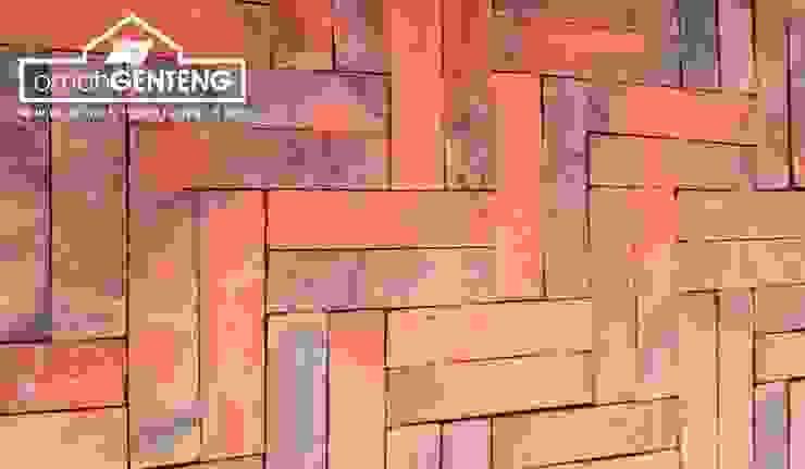 Omah Genteng Walls Bricks Red