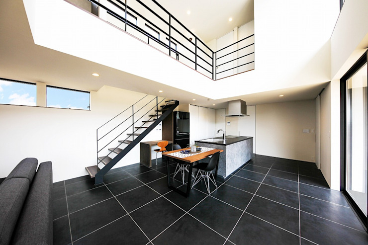 Moderne Esszimmer von STaD(株式会社鈴木貴博建築設計事務所) Modern