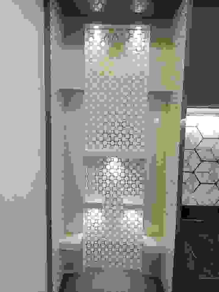 โดย VR Interior Designerss คลาสสิค แผ่นไม้อัด Plywood