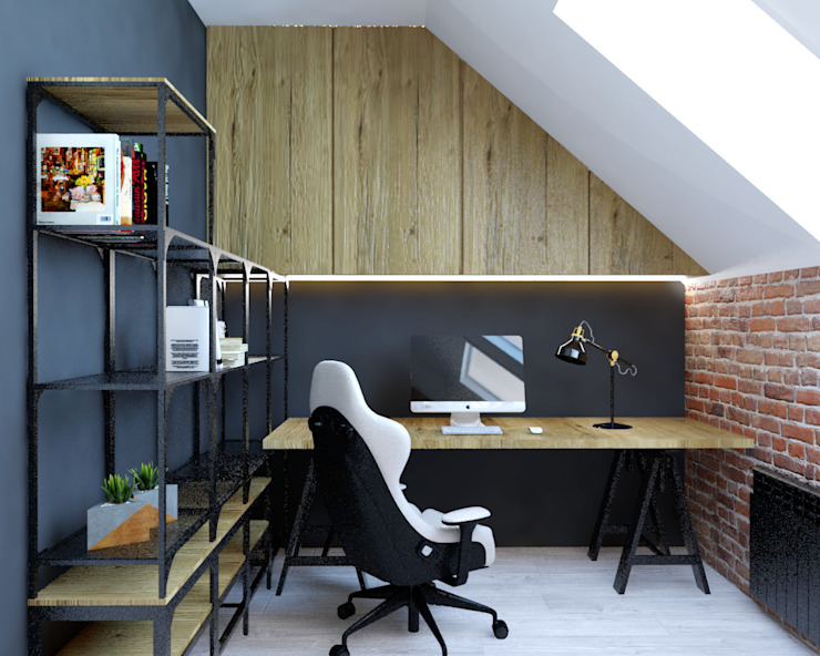 D' INTERIOR Study/office