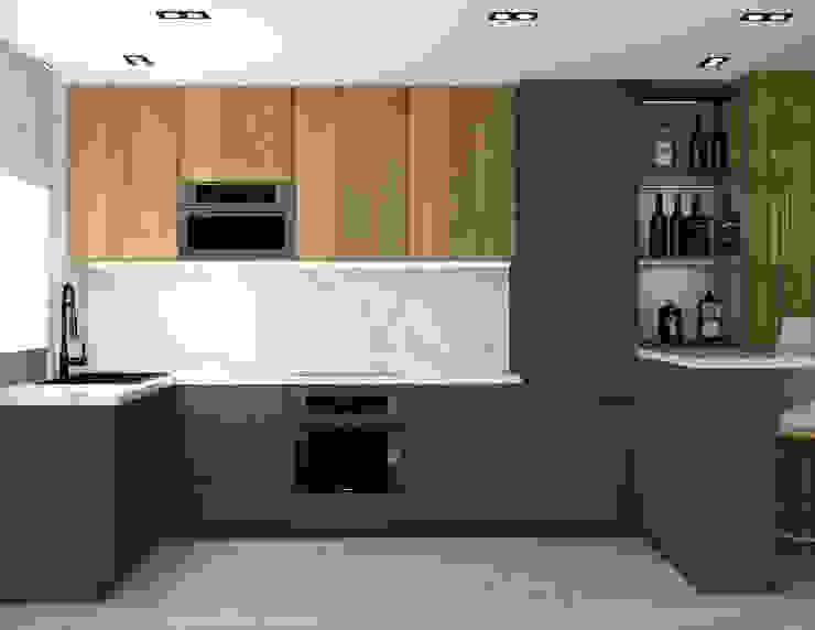 D' INTERIOR Kitchen units