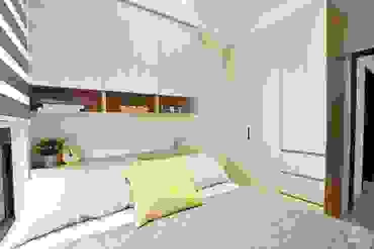 臥室 根據 八寶空間美學| BABODESIGN 北歐風