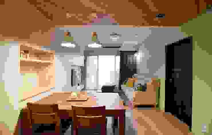 客廳 根據 八寶空間美學| BABODESIGN 北歐風