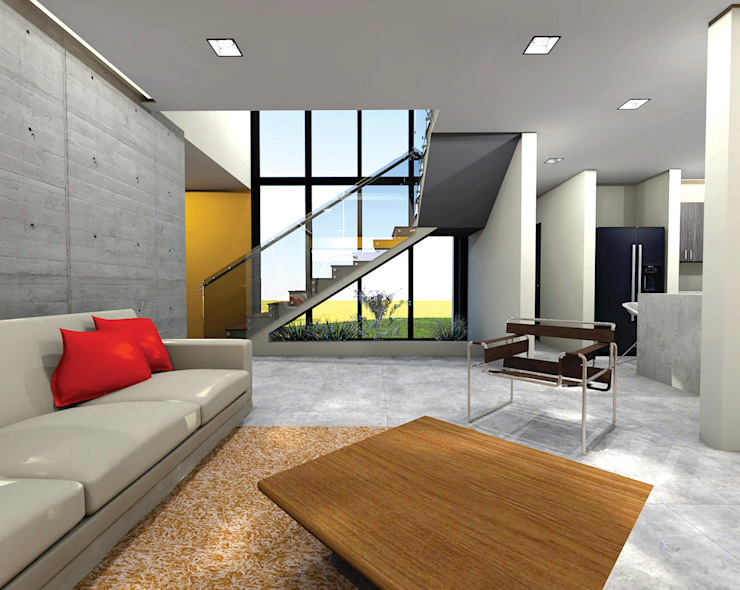 Casa Bugambilia Marquira Salones modernos