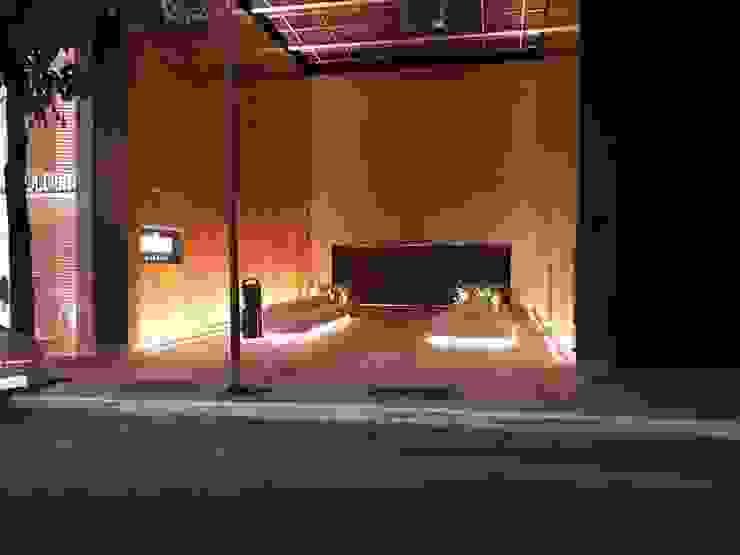 DS SERVIÇOS DE LIMEZA Edificios de oficinas de estilo moderno Madera Blanco